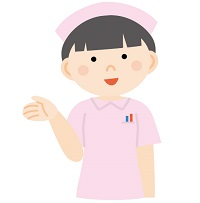 看護師単発バイト、看護師派遣単発、こちら200